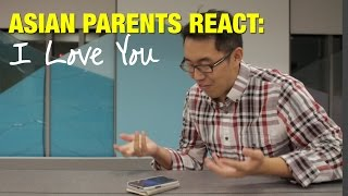 asian parents react to i love you   trailer