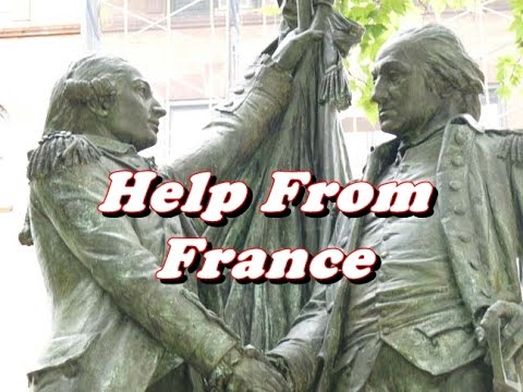 History Brief: Help From France