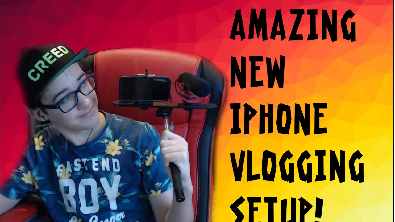 Vlogging With Iphone