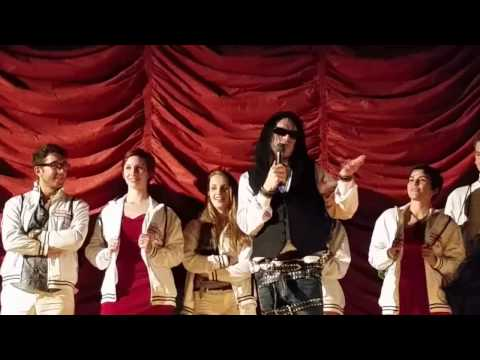 THE ROOM Q&A with Tommy Wiseau at The Music Box Theatre