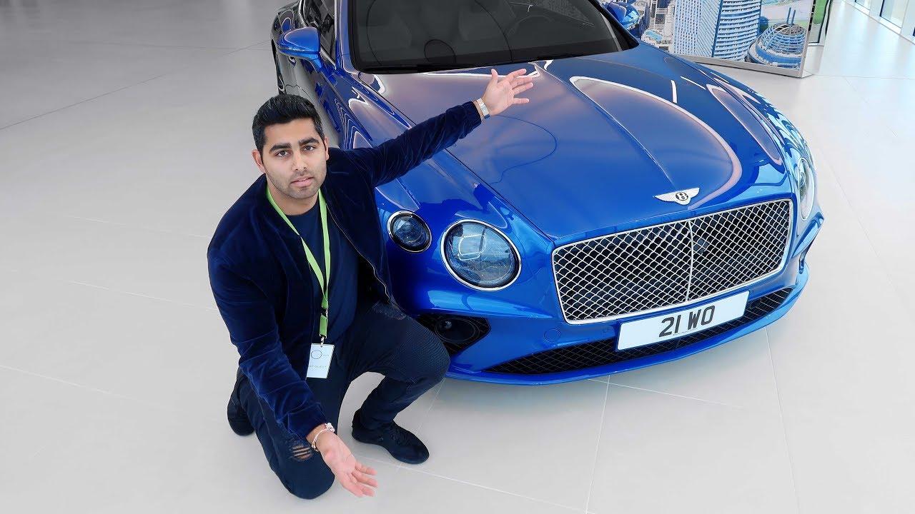 £2 MILLION Bentley & NEW Continental GT at Bentley Factory!