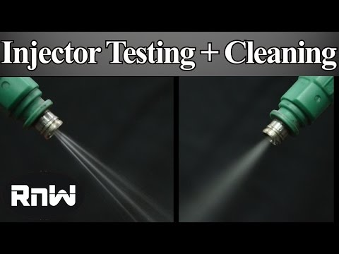 How to Diagnose, Test and Clean Dirty, Clogged or Bad Fuel Injectors