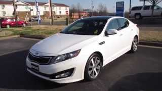 2012 Kia Optima SX 2.0T Walkaround, Start up, Exhaust, Tour and Overview