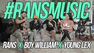 Bebaskan Boy William Dari Young Lex #RANSMUSIC