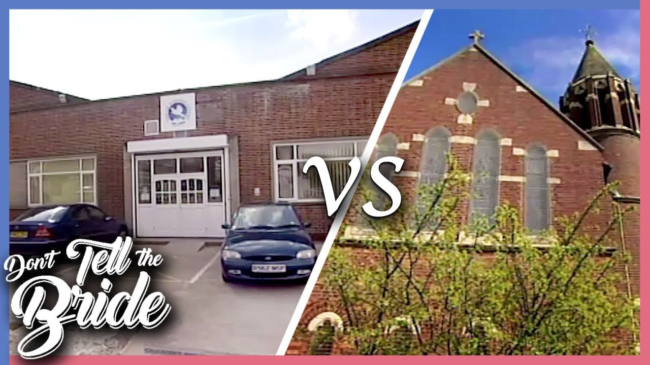 Traditions Collide: Pentecostal vs Church Of England @Don't Tell The Bride
