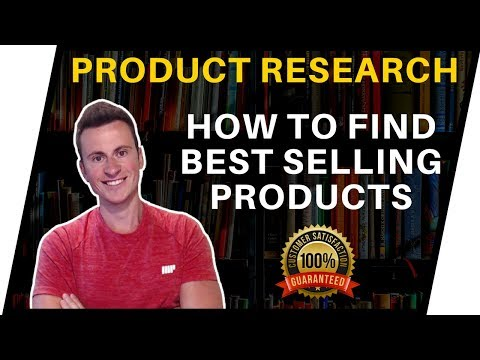 How To Do Product Research For Shopify Dropshipping (Tutorial) thumbnail