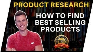 How To Do Product Research For Shopify Dropshipping (Tutorial)