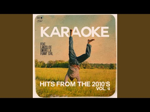 Funny Girl (In The Style Of Glee Cast) (Karaoke Version)