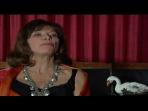 Isabel Allende Talks to Women Artists for SWAN Day 2009