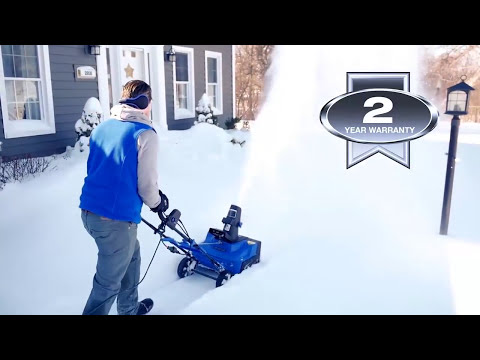 Top 5 Best Electric Snow Blowers For 2018