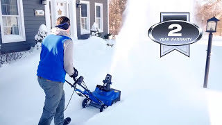 Top 5 Best Electric Snow Blowers For 2017 - 2018