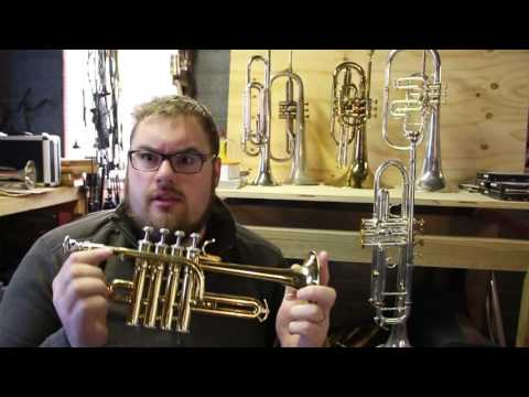 The Piccolo Trumpet - Czardas