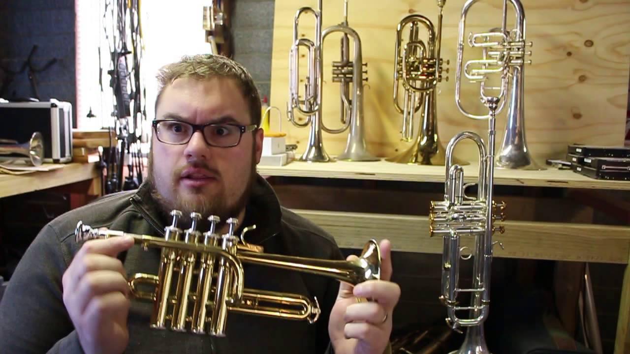Uitgelezene The Piccolo Trumpet - Czardas - YouTube DI-82