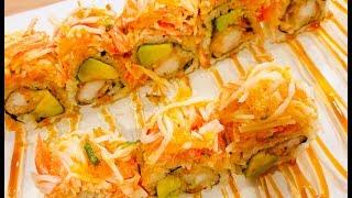 Rock'N Sushi Rolls/How To Make Sushi Rolls.