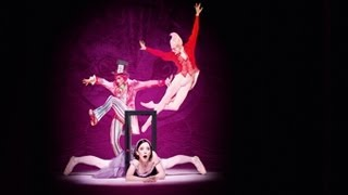 Alice's Adventures in Wonderland - The Royal Ballet behind the scenes
