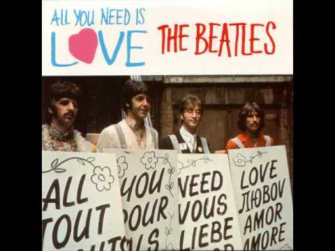 All you need is love - Beatles - Fausto Ramos