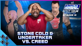 ZERO DECLARES WAR on MONDAY NIGHT RAW! - WWE SmackDown! Shut Your Mouth #13