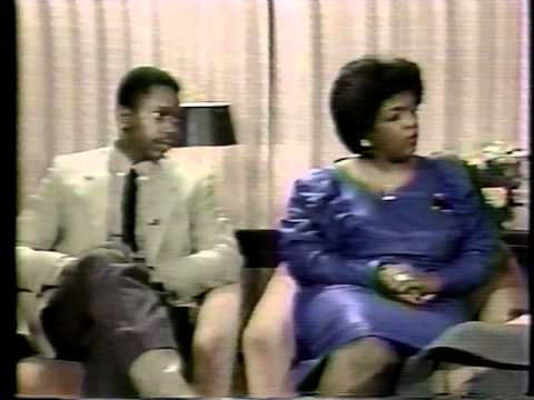 willard e pugh oprah winfrey show biz interview the color
