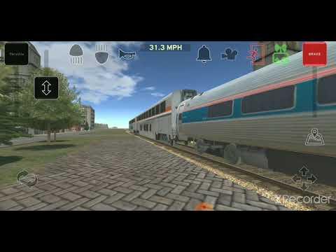 (read desc) Train and Rail Yard Simulator Railfaning  
