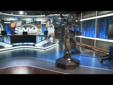 SportsNet New York (SNY) - Ross Robotic Camera Systems Case Study