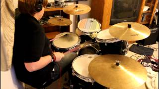 A Day to Remember-All signs point to lauderdale Drum Cover