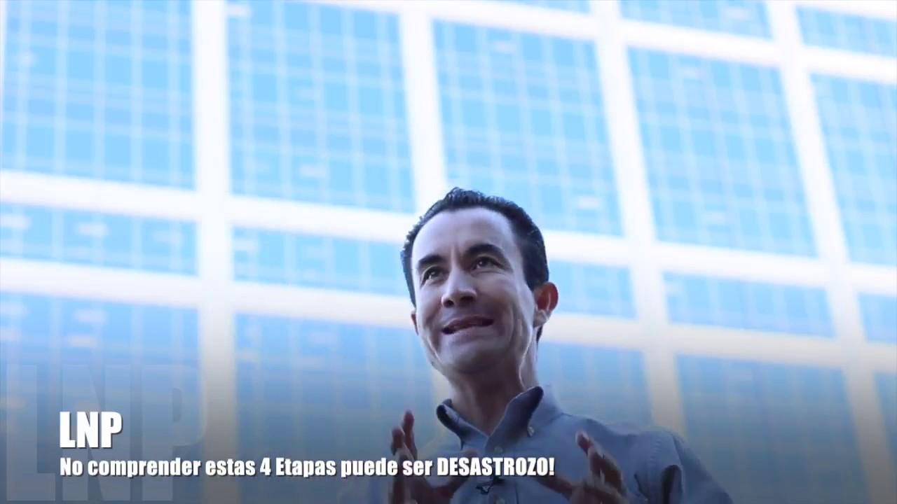 310 El NO conocer estas 4 etapas , puede resultar DESASTROZO! por Luis R Landeros