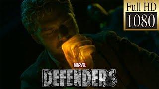 Железный Кулак против Люка Кейджа | Luke Cage vs Iron Fist (Защитники|The Defenders) HD 1080