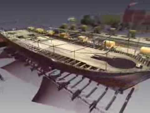 Dhow 3D Scan