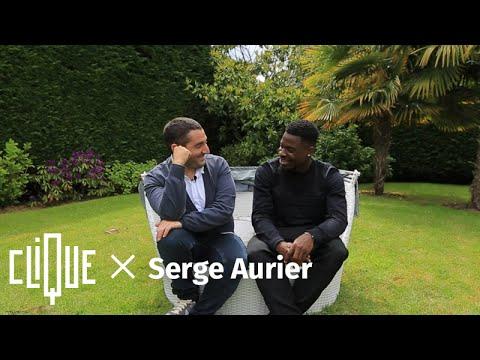 Clique x Serge Aurier