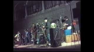 Begnagrad - Live open-air performance at Ljubljana, Slovenia, 1983