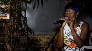 Sonyae Elise Performs Live in NYC at Sterling Sound Studios #TheKickBack