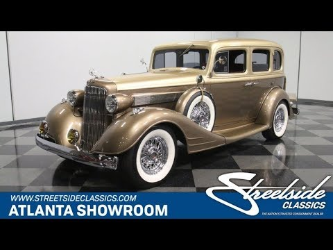 1934 Pontiac Sedan for sale | 4621 ATL