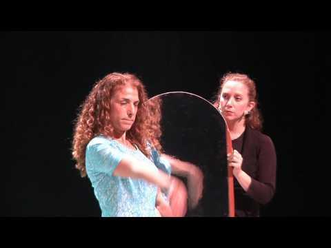 BBC Travel Show - Nalagaat Theatre, Israel