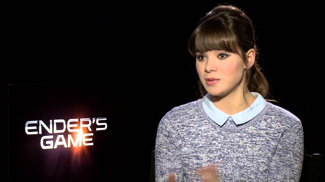 Ender's Game (2013) Exclusive: Hailee Steinfeld (HD ...