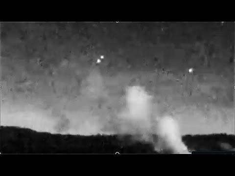 nouvel ordre mondial | UFO in Yellowstone, USA - October 9, 2017