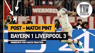 Baixar Bayern Munich 1 Liverpool 3 | Post Match Pint