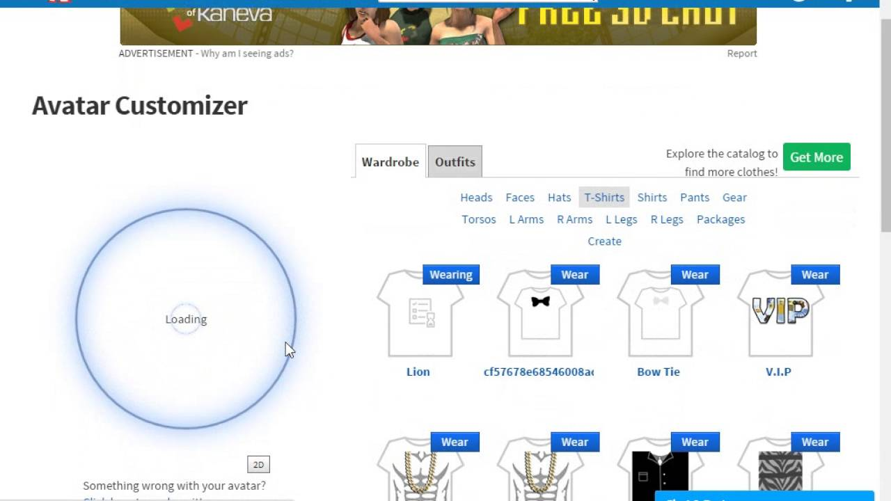 How To Get Any T Shirt For Free Roblox Youtube