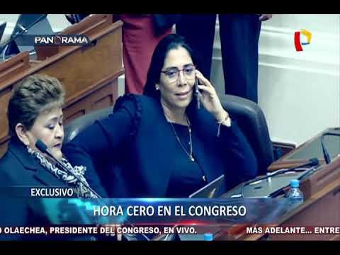 EXCLUSIVO | Hora cero: imágenes inéditas desde los interiores del Congreso durante su cierre