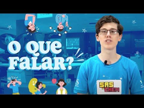 O ESTIGMA ASSOCIADO ÀS DOENÇAS MENTAIS NA SOCIEDADE BRASILEIRA | REDAÇÃO ENEM 2020 | Lucas Felpi