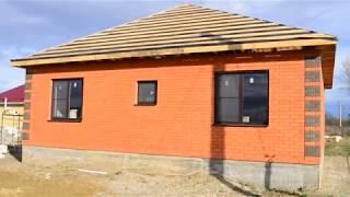 Новый дом 90 кв. м. с участком в предчистовой отделке за 3 млн. рублей. Посмотрим
