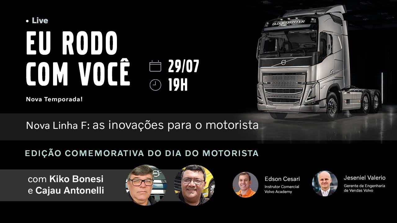 Live Especial da Semana do Motorista