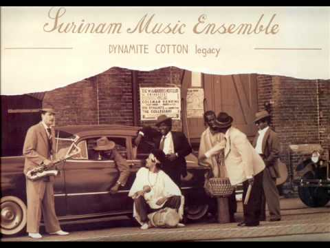 Surinam Music Ensemble - Gron Njan - Dynamite Cotton Legacy