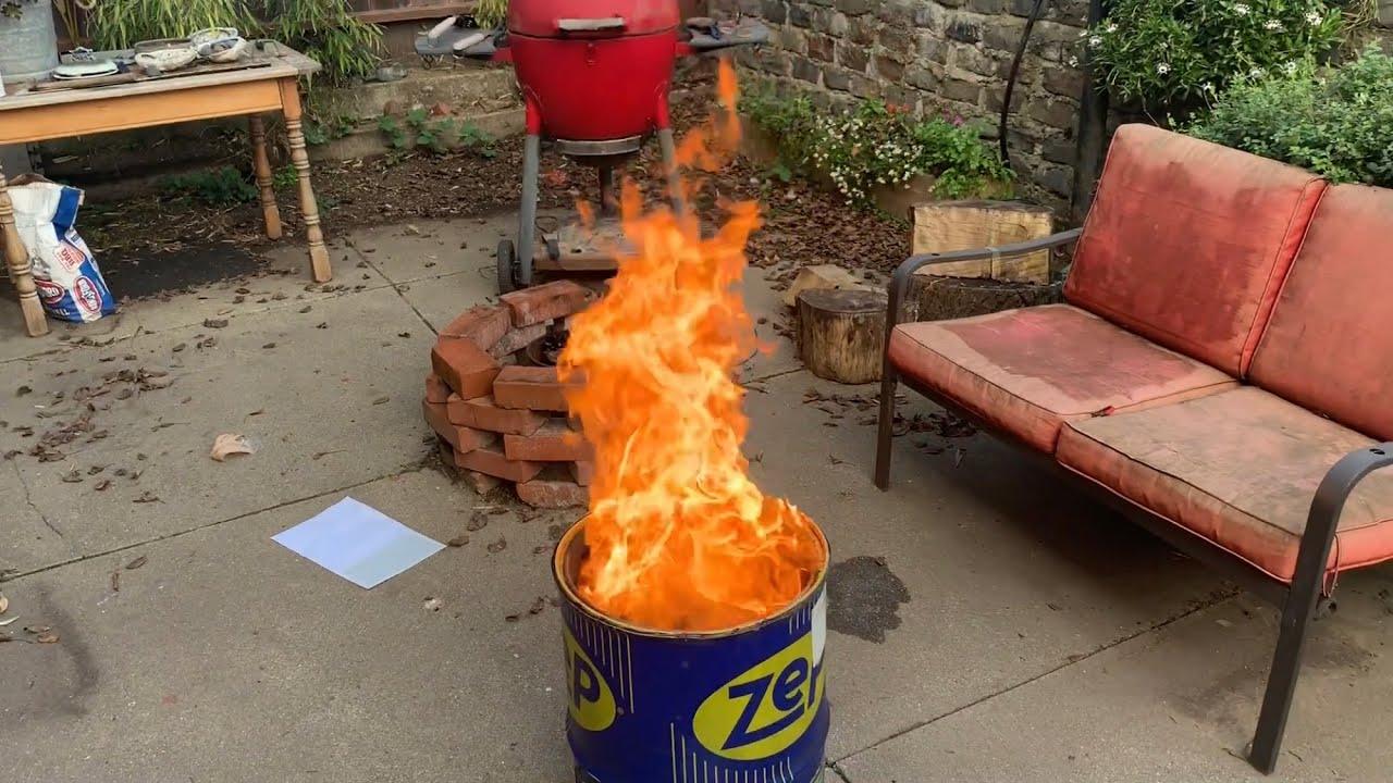 Smokeless Fire Pit Grande - YouTube