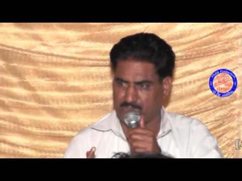 Tanveer Hussain Shah vs Nisar Bazmi....
