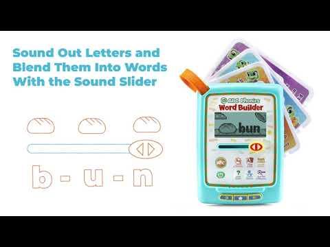 ABC Phonics Word Builder | Demo Video | LeapFrog®