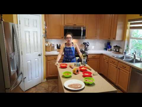 4e56e120831b Solomon Islands Recipe - Papaya Chicken with Coconut Milk - YouTube