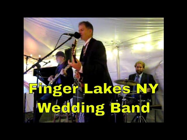 Finger Lakes NY Wedding Band - The Way Band