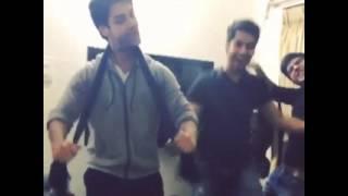 karan wahi dancing