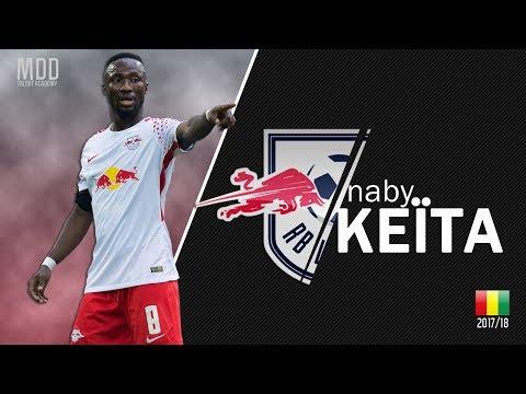 Naby Keïta | RB Leipzig | Goals, Skills, Assists | 2017/18 - HD