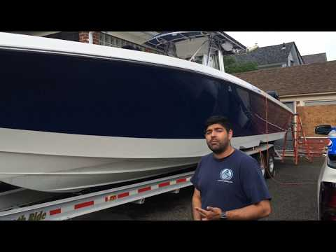 38' Fountain Powerboat with JL Audio Upgrades